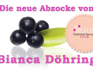 Abzocke Bianca Döhring - Health Nutrition Success Club - Mallorca - Pillen