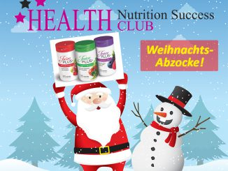 Bianca Döhring - Juice PLUS - Weihnachts-Abzocke - Health Nutrition Success Club - Change Your Life 100